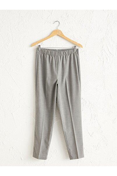 LC Waikiki Kadın Gri Pantolon