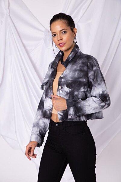 Zafoni Kadın Siyah Ceket
