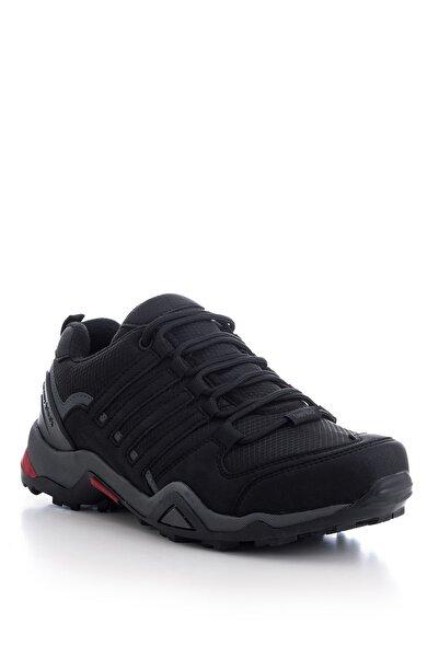 Tonny Black Unısex Trekkıng Ayakkabı Siyah Füme Tb241