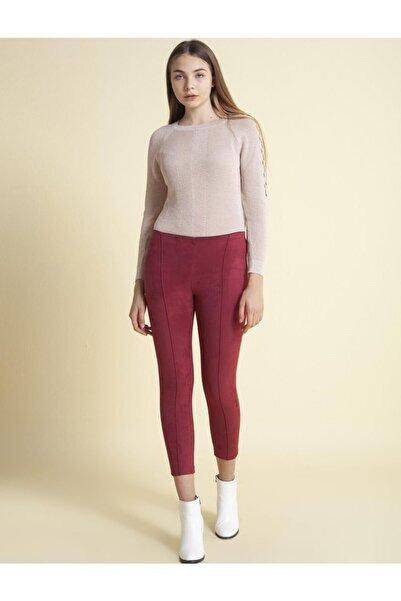 Fashion Friends 0803 Süet Pantolon