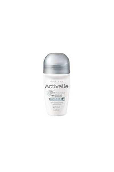 Oriflame Activelle Invisible Anti-perspirant Roll-on 50 Ml - Roll-on 50 Ml