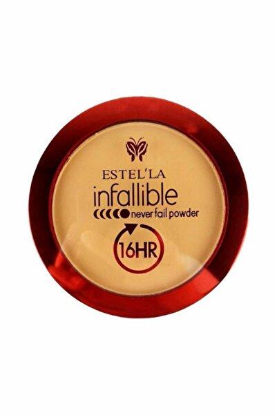 Estella Pudra - Infallible Powder No : 1 8682162500714
