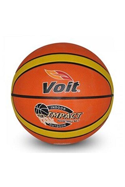 Voit T8571 Impact Basketbol Topu N: 7 Turuncu Beyaz