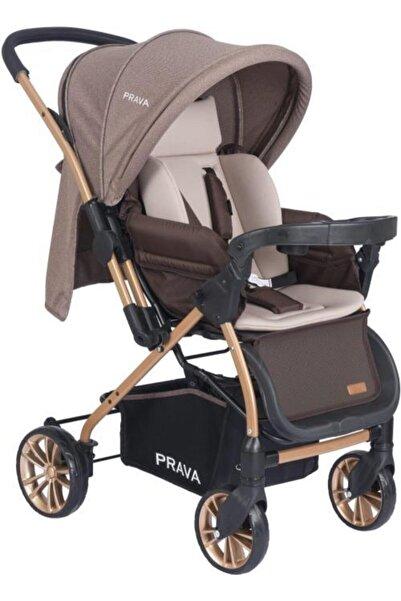 Prava Kahverengi P11 Dream Bebek Arabası 2020