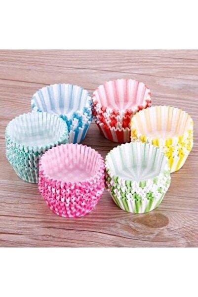 Alanyaspor Yabigel Renkli Mini Kağıt Kek Kapsülü