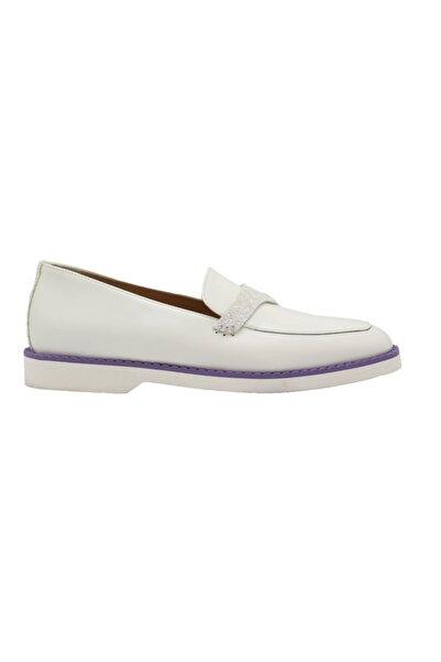 ALBERTO GUARDIANI Kadın Beyaz Casual  Ayakkabı