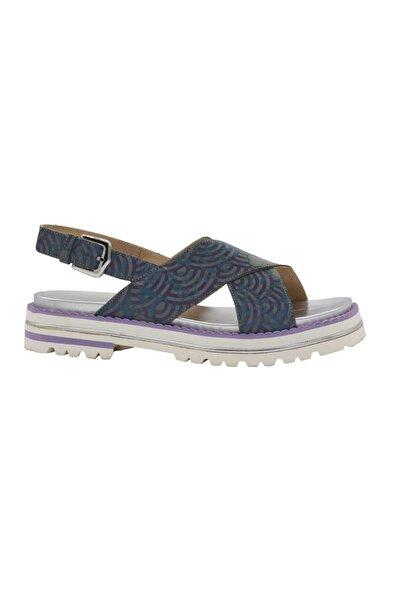 ALBERTO GUARDIANI Kadın Gri Summer Ayakkabı