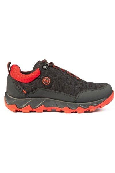 Greyder 00171 Siyah Kırmızı Su Gecirmez Sympatex Casual Unısex Ayakkabı