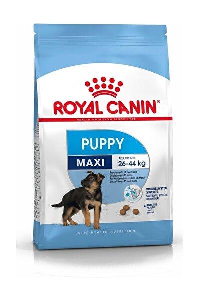 Maxi Puppy Büyük Irk Yavru Köpek Maması 15 Kg