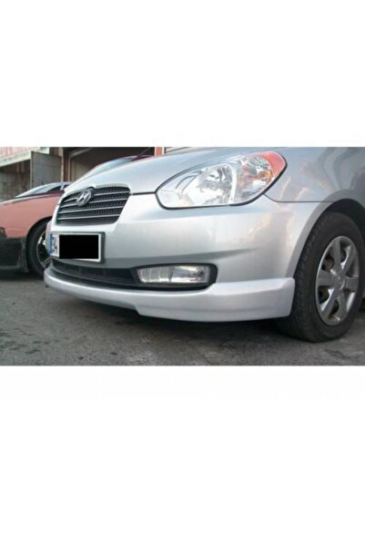 Hyundai Accent Era-2006-2012-ön Ek(fiber-boyasız)
