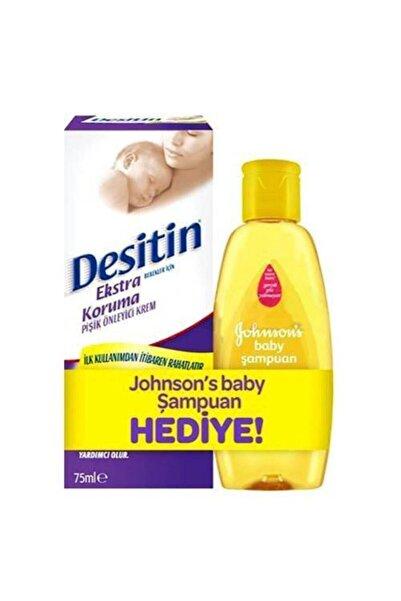Desitin Ekstra Koruma Pişik Kremi Mor 75 Ml+jonsons Baby Şampuan