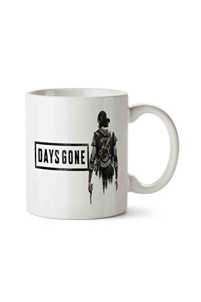 MET DESİGN Days Gone Porselen Kupa Bardak