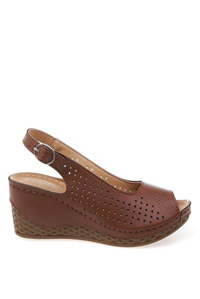 Cotton Bar Taba Kadın Sandalet Boyner