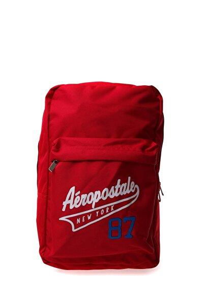 AEROPOSTALE Erkek Kırmızı Sırt Çantası 503183210