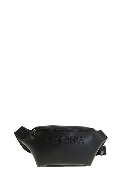 Carrera Erkek Siyah Bel Çantası 504501245