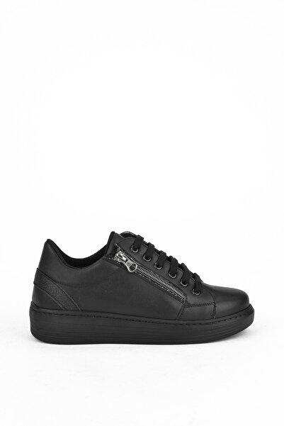 Ziya Kadın Siyah Ayakkabı 103415 Z373037