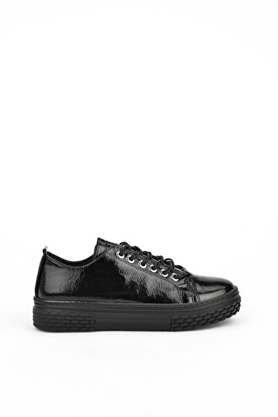 Ziya Kadın Siyah Ayakkabı 103415 Z358009 2