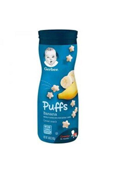 GERBER Banana Puffs Atıştırmalık 42 gr