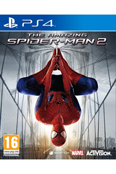 ACTIVISION The Amazing Spiderman 2  Ps4 Oyun