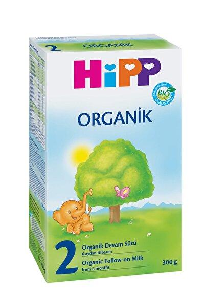 Hipp Organik Devam Sütü 2 Numara 300 gr