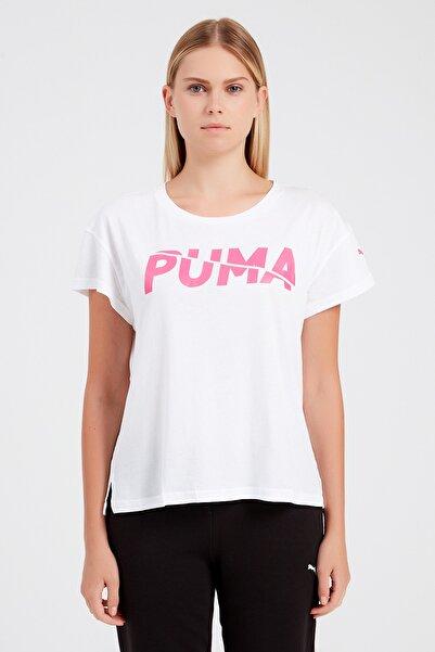 Puma Kadın Spor T-Shirt - Modern Sports Graphic - 58353662