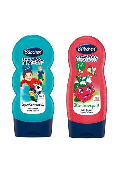 Bübchen Sport Çocuk Şampuanı Ve Duş Jeli