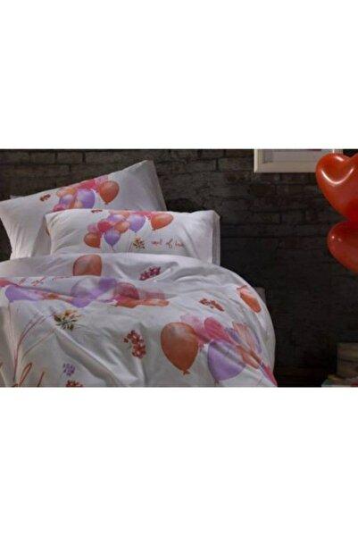 Bellona Beyaz Desenli Çift Kişilik uyku Seti