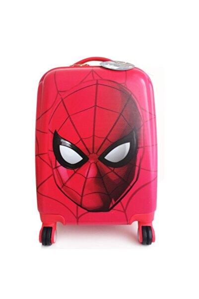 Hakan Çanta Örümcek Adam Çocuk Valizi
