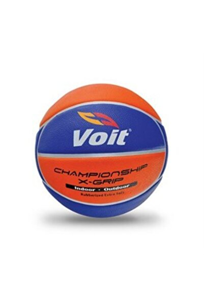 Voit Xgrip Turuncu Lacivert Basketbol Topu No: 7