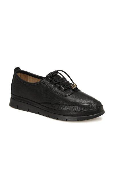Polaris 161373.pz Siyah Kadın Comfort Ayakkabı