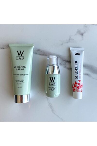 W-Lab Kozmetik W - Lab 3 Lü Süper Set