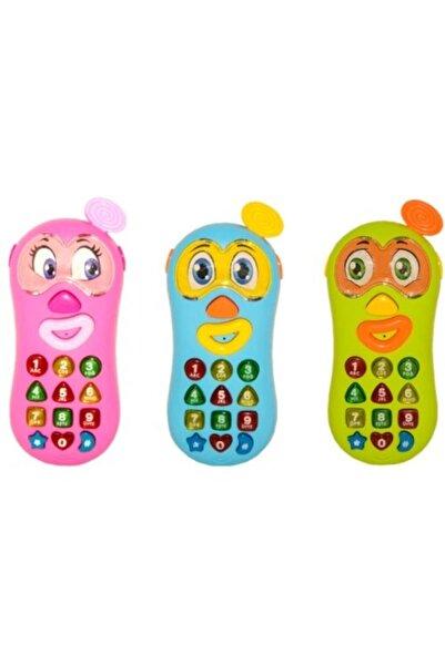 Tolgys Sesli Işıklı Oyuncak Telefon