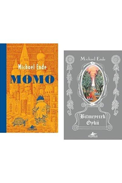 Pegasus Yayınları Momo / Bitmeyecek Öykü ( 2 Kitap Set )