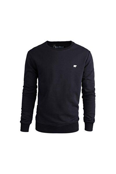 Bad Bear Erkek Lacivert Sweatshirt