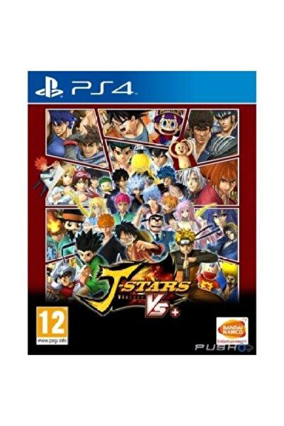 Bandai Namco J-stars Vıctory Vs Ps4 Oyun