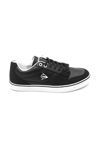 DUNLOP Erkek Siyah Spor Günlük Sneakers Ayakkabısı