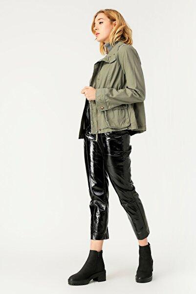 AEROPOSTALE Kadın Yeşil Ceket 504173969