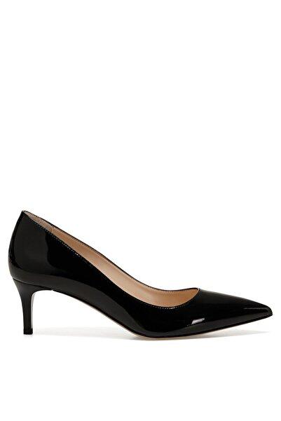 Nine West Sunnyday3 Siyah Kadın Gova Ayakkabı