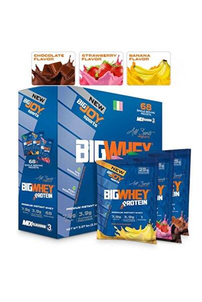Big Joy Big Whey 2244 G 68 Saşe -mix 3 8681571350378