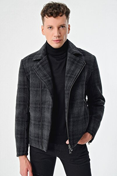 Armani Exchange Erkek Siyah Ceket