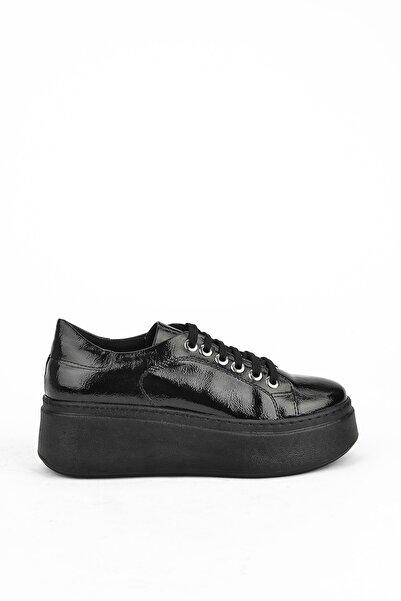Ziya Kadın Siyah Ayakkabı 103415 Z358007