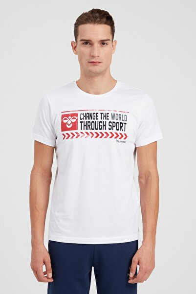 HUMMEL Erkek T-Shirt Hmllarry Ss Tee