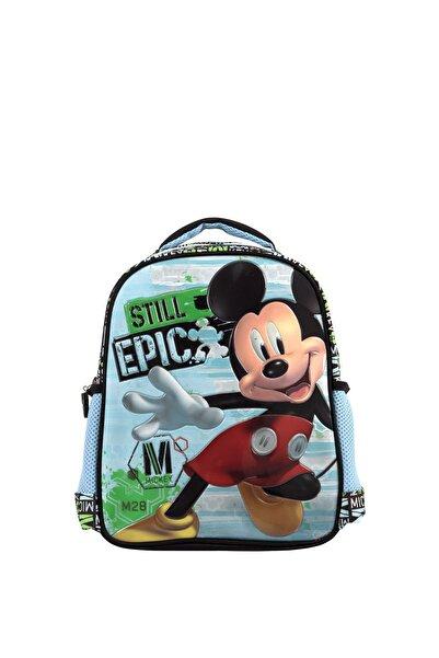 Mickey Mouse Erkek Çocuk Brick Mixed Up Advent Anaokulu Çantası 5181