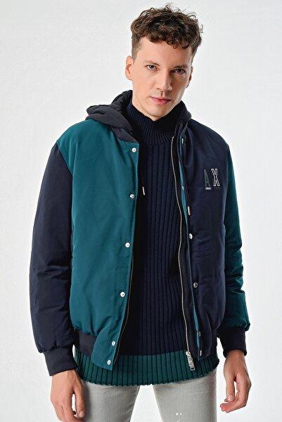 Armani Exchange Erkek Lacivert Ceket