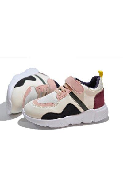 Luda Cris Unisex Çocuk Beyaz Ayakkabı