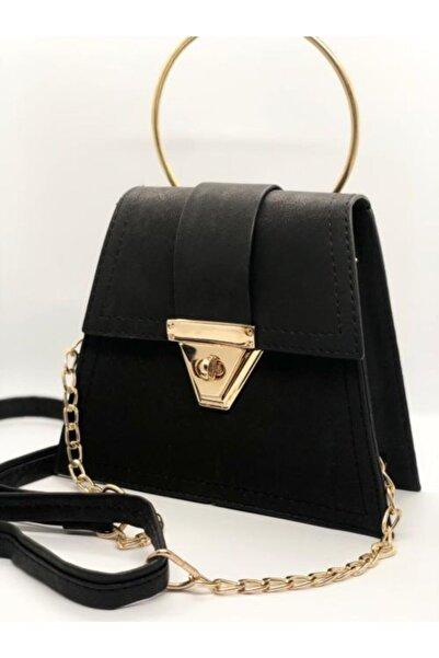 Marina Kadın Siyah  Çanta