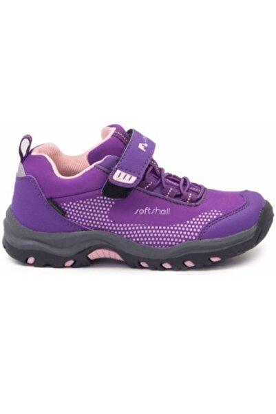 lumberjack Fuller Kısa Mor Kız Çocuk Waterproof Ayakkabı