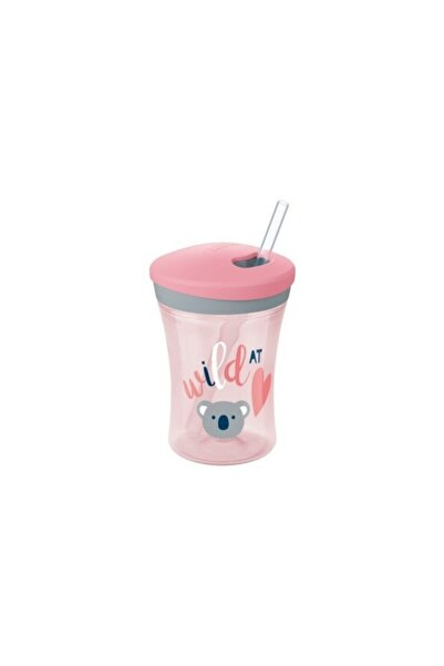 Nuk Action Cup 230 Ml - Pembe