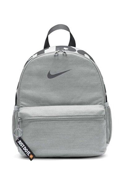 Nike Unisex Gri Mını Sırt Çantası Ba559-077