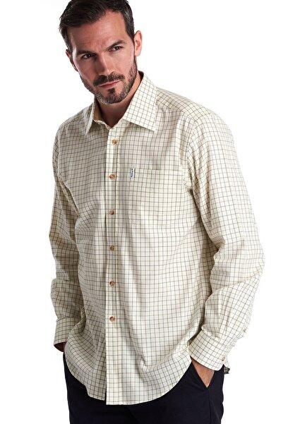 Barbour Erkek Yeşil Field Tattersall Gömlek